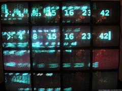 4 1 15 16 23 42 @ Sky HD LOST Launch