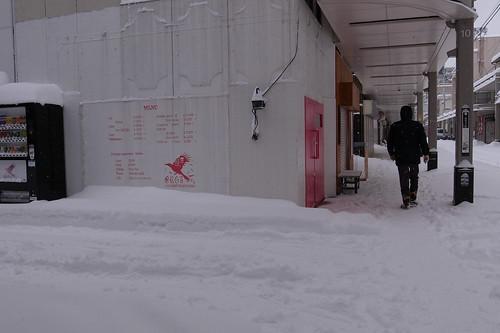 雪の降る街 2