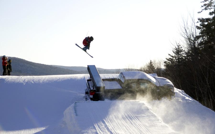 Matt Walker And The Canon Truck