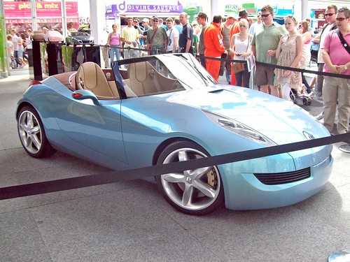 Renault Wind Concept 2004 A Photo On Flickriver