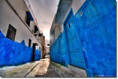 4 YOU (Zakaria Salhi) Tags: africa travel sky house colors clouds landscape nikon cloudy sigma bleu morocco filter maroc nd marruecos 1020 marokko rabat afrique d300 zakaria zenka salhi