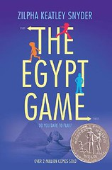 4336061799 9e7762f0ca m Top 100 Childrens Novels #79: The Egypt Game by Zilpha Keatley Snyder