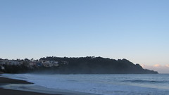 Baker Beach at Sunrise (askpang) Tags: sanfrancisco beach bakerbeach