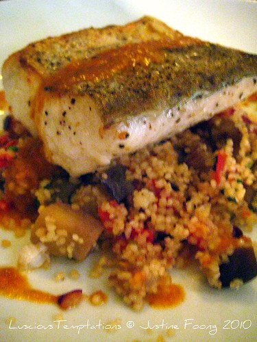 Pan Roast Haddock Fillet - The Garrison, Bermondsey Street