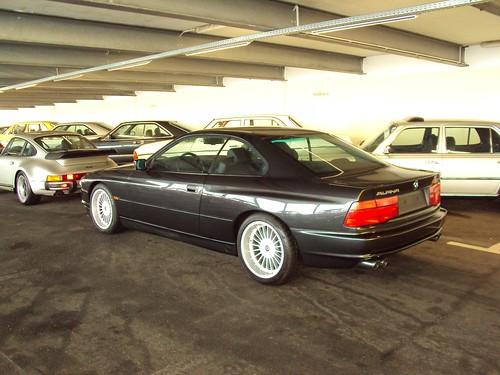 Bmw Alpina B12. BMW Alpina B12 5.0 Coupé