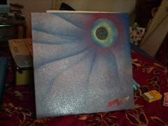 space eye (wonepf) Tags: street new art dead for stencil ebay fighter sale space cheech spraypaint chong cheap fallout vagas wone