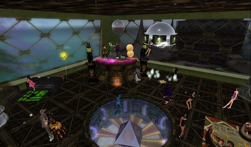 nikopol party in second life