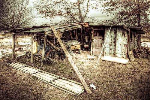 The Shed of Dreams