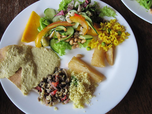 Vegan Picks @ Fronteira Buffet