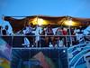 Banda Mocotó Elétrico fazendo a festa no carnaval luziense