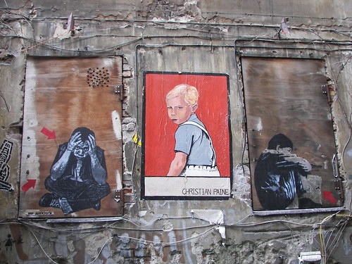 Berliner Ansichten - Streetart