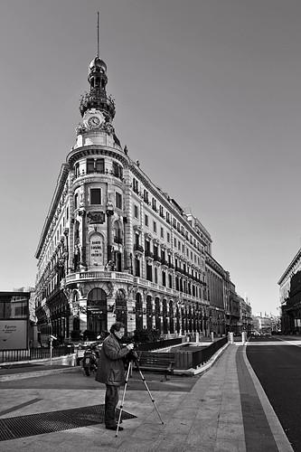 Fotografiando Madrid