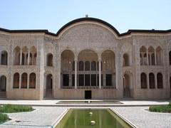Kashan, Tabatabai House (2) (Prof. Mortel) Tags: iran kashan