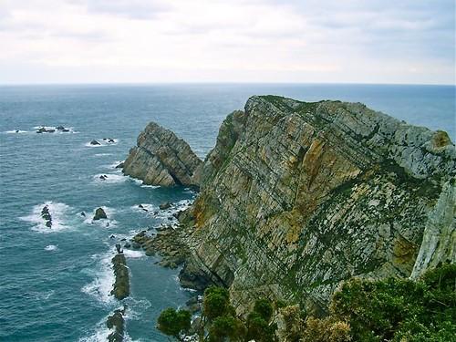Foto de Gijón, Cabo Peña de Antonio Barreiro