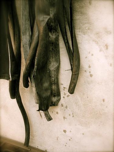 Tubes Drying