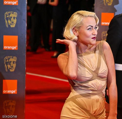 Actress Jaime Winstone