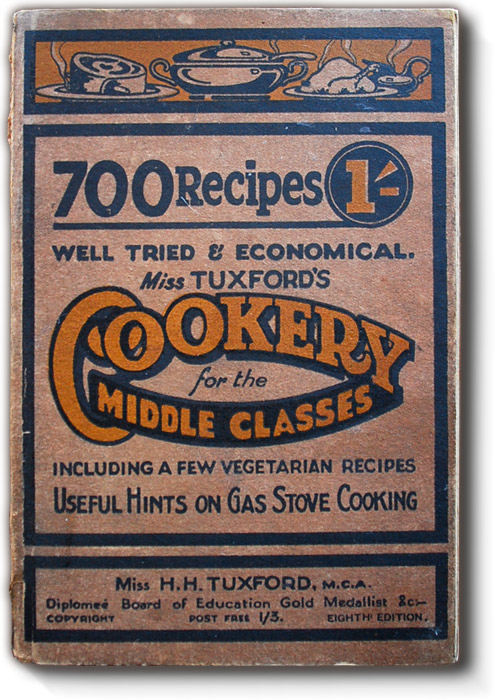 Cookery for the Middle Classes
