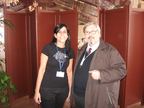 Gemma @sorprendida Esteban Rodrigo @erodrigo