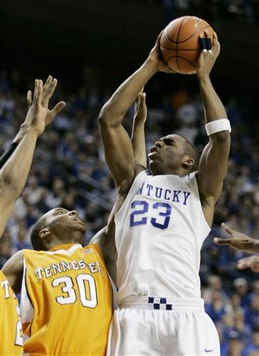 Tennessee Kentucky Basketball