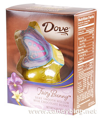 Dove Fairy Hollow Bunny