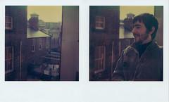 masteroftheuniverse (iamacosmonaut) Tags: dublin film polaroid sx70 artistic timezero aidandoyle simoncurran iamacosmonaut savepolaroid theimpossibleproject
