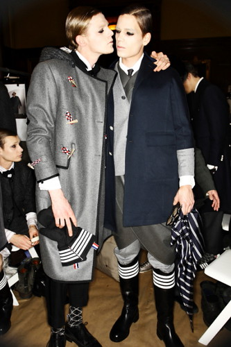 Lenz von Johnston3020_FW10_NY_Thom Browne BS(sonny photos)