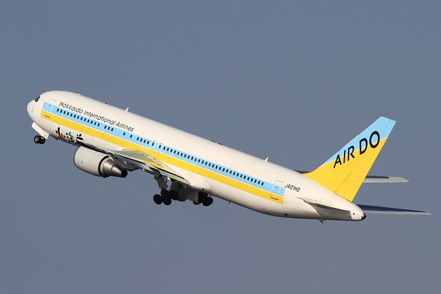 AirDo B767-300ER(JA01HD)