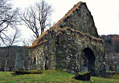 St Brides Chapel, Kilmorie Scotland