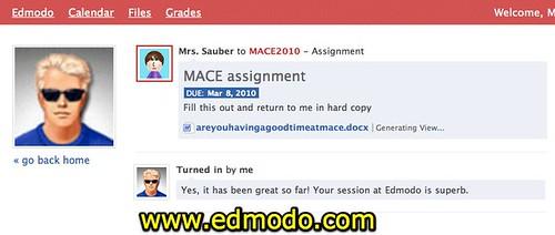 Edmodo - Assignments