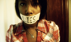 [065.365] Lies. (ChelRay) Tags: truth lies 365 picnik paramore crushcrushcrush 2010yip