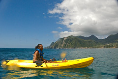 Kayaking, Dominica 02/19/10 by cisc1970, on Flickr