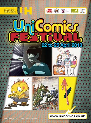 UnicomicsProgrammeFrontCover2