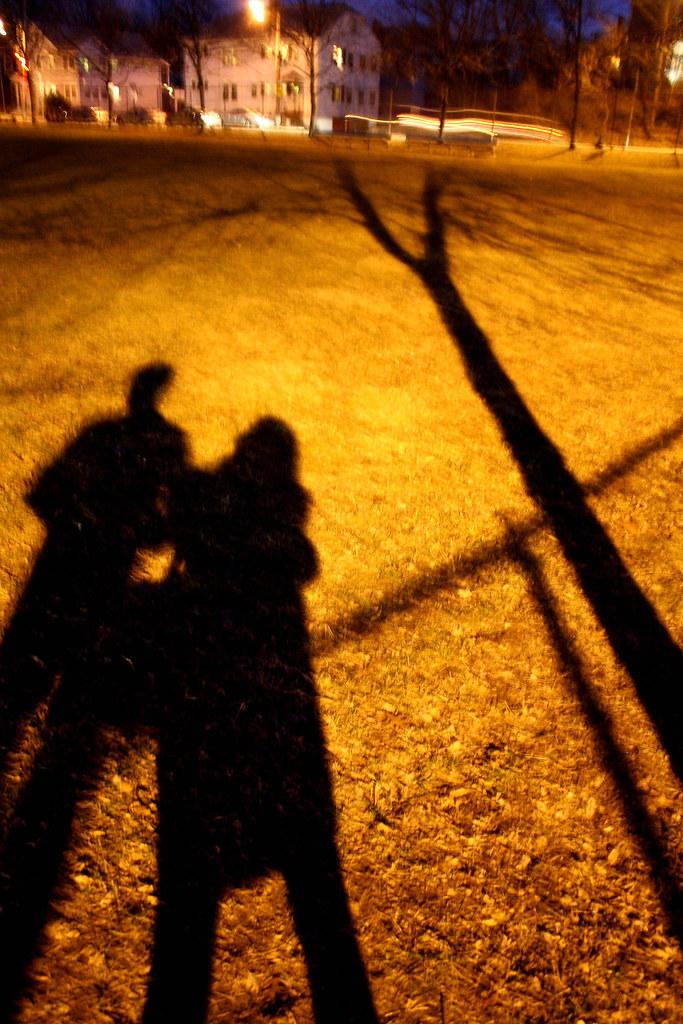 P shadows
