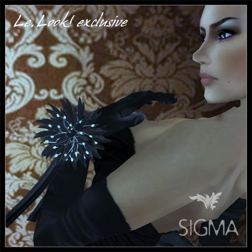SIGMA Jewels/ Dante wristlet