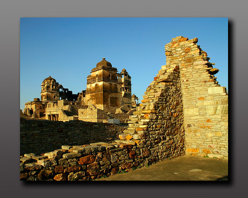 sandstone fort