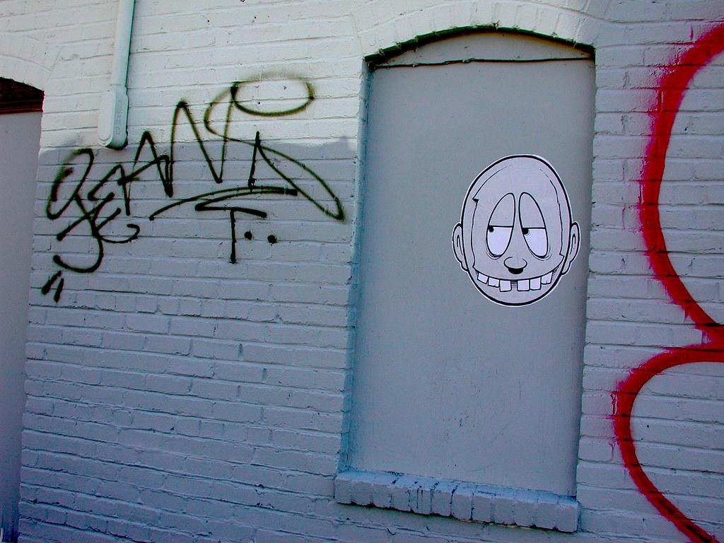 JEANS, BROKE, PTV, Oakland, Graffiti, Street Art