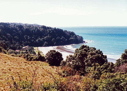 The Bay Of Plenty and Ohope Beach, New Zealand