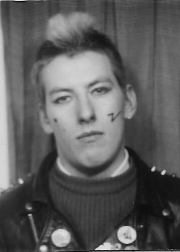 Big Johnny fae Johnstone, 1978.
