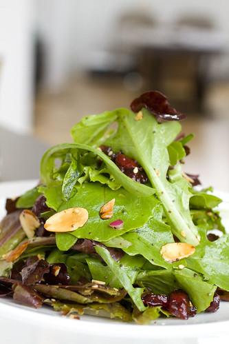 Crunchy Cranberry Salad 4