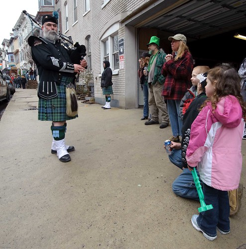 St Patricks Day Parade Jim Thorpe-9