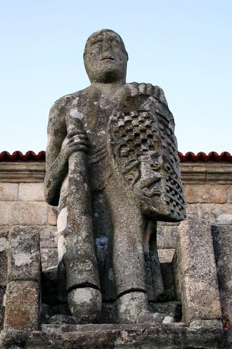 Estatua de Balboas