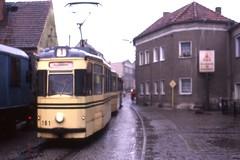 t2d tram brandenburg 161 strassenbahn tatra linie1 ckd plaue rekowagen