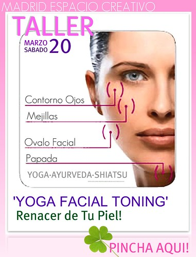 YOGA FACIAL AYURVEDA Madrid