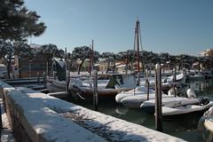 IMG_5531r (Alberto Benatelli) Tags: snow neve nevicata caorle