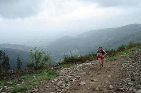 Horský beh na Lysou horu