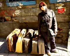 ready to go:) (nilgun erzik) Tags: istanbul taksim tatil ukurcuma bavul fotografkraathanesi fotografca biyerlerde mart2010