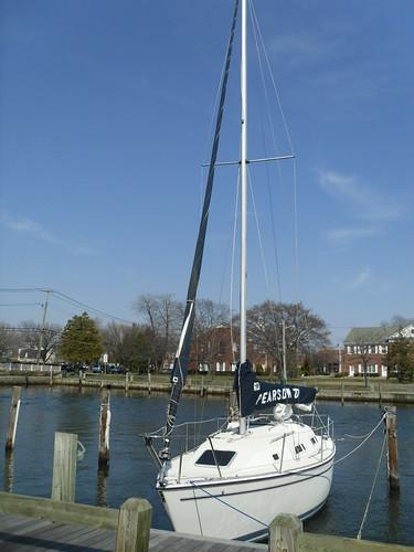 park newyork church sailboat harbor boat suffolk dock pond downtown longisland babylon southshore