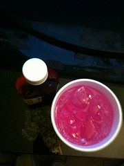 my meds (THEDOPEFLOCK) Tags: purple syrup drank lean codeine