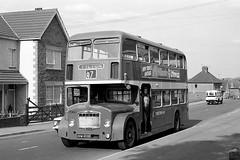 Intimations of the oxyacetylene torch (Fray Bentos) Tags: bus doubledecker nationalbuscompany bristolomnibusco bristollodekka bristolflf hhw459d cheltenhamdistricttraction