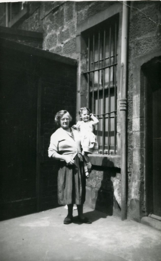 Aunt Jenny and Margaret,1958